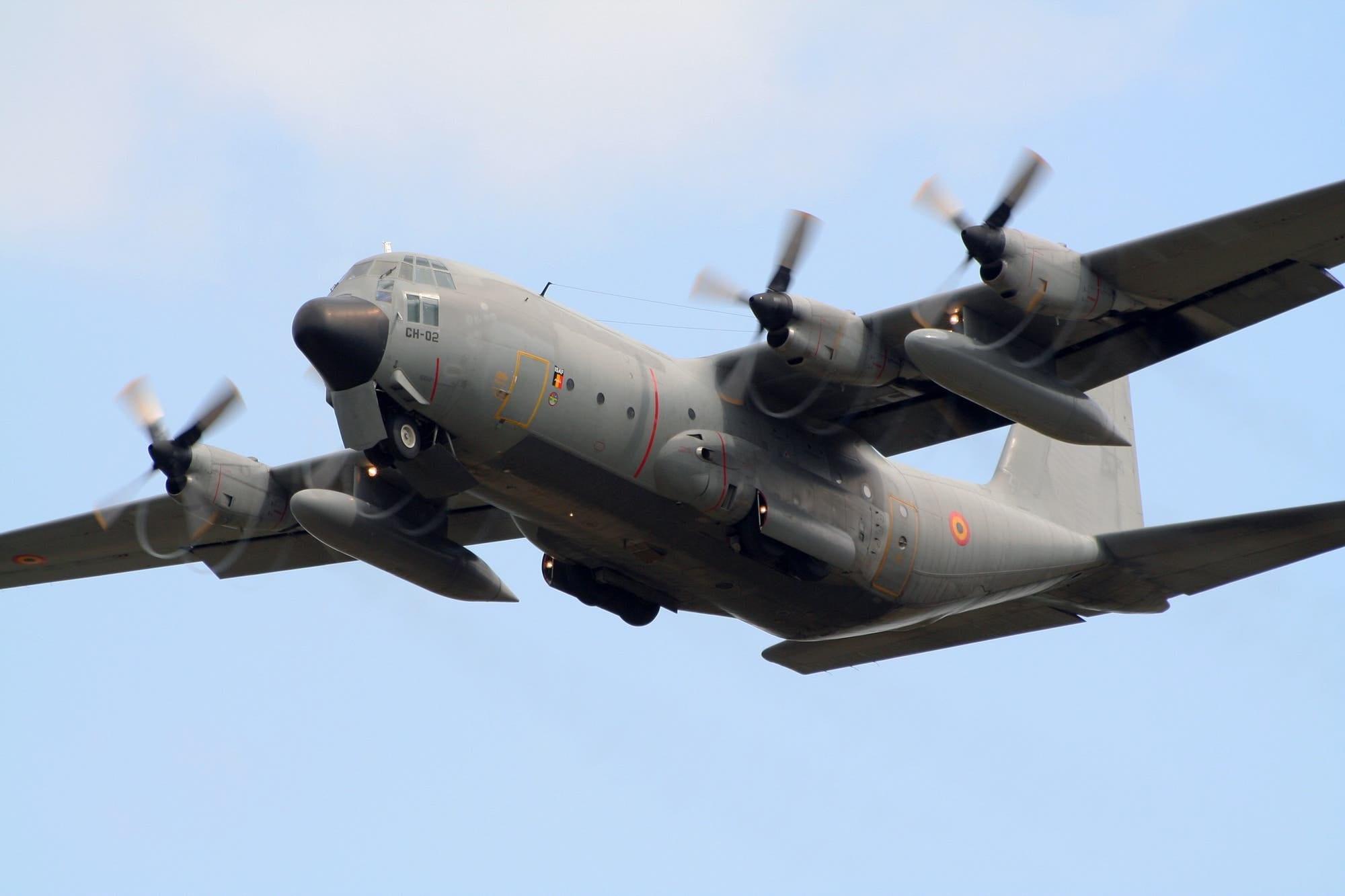 Hrcules C 130 C Est L Avion Qui A Disparu Au Chili Vers L Antarctique Avec 38 Personnes A Bord