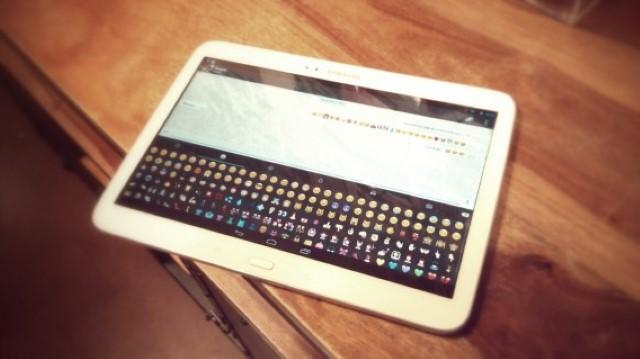 Whatsapp Tablette