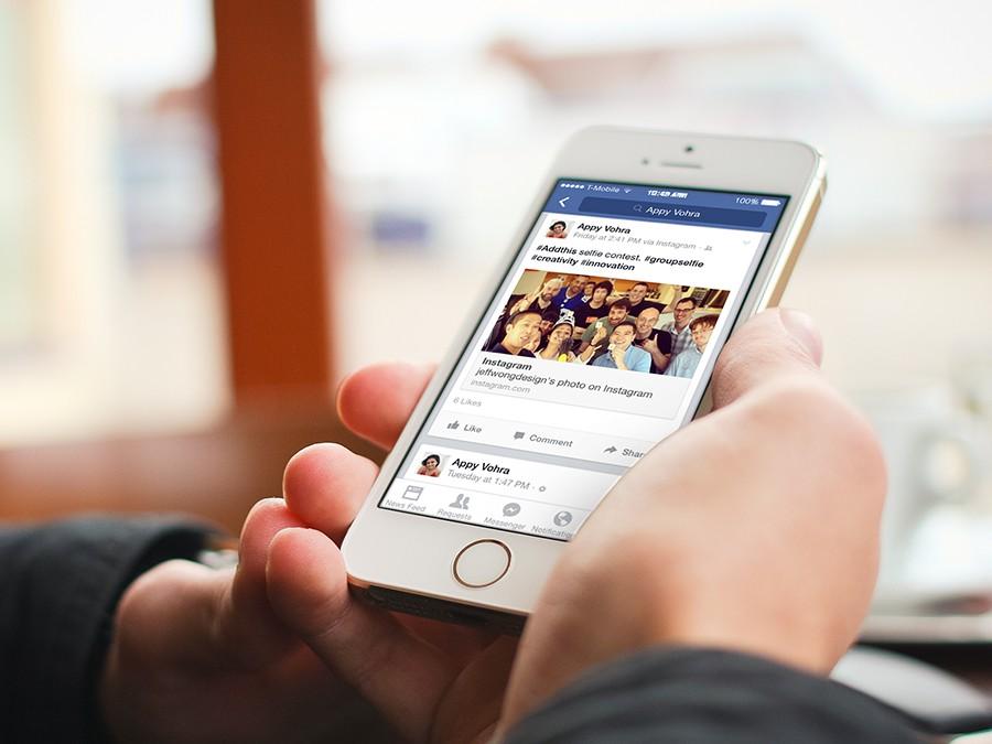 Wie Sehen Andere Mein Facebook Profil Handy