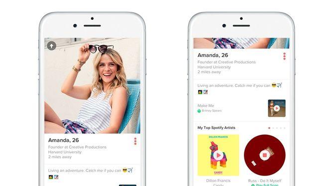 🎖 Tinder Teilen Sie Ihren Musikgeschmack mit Spotify on