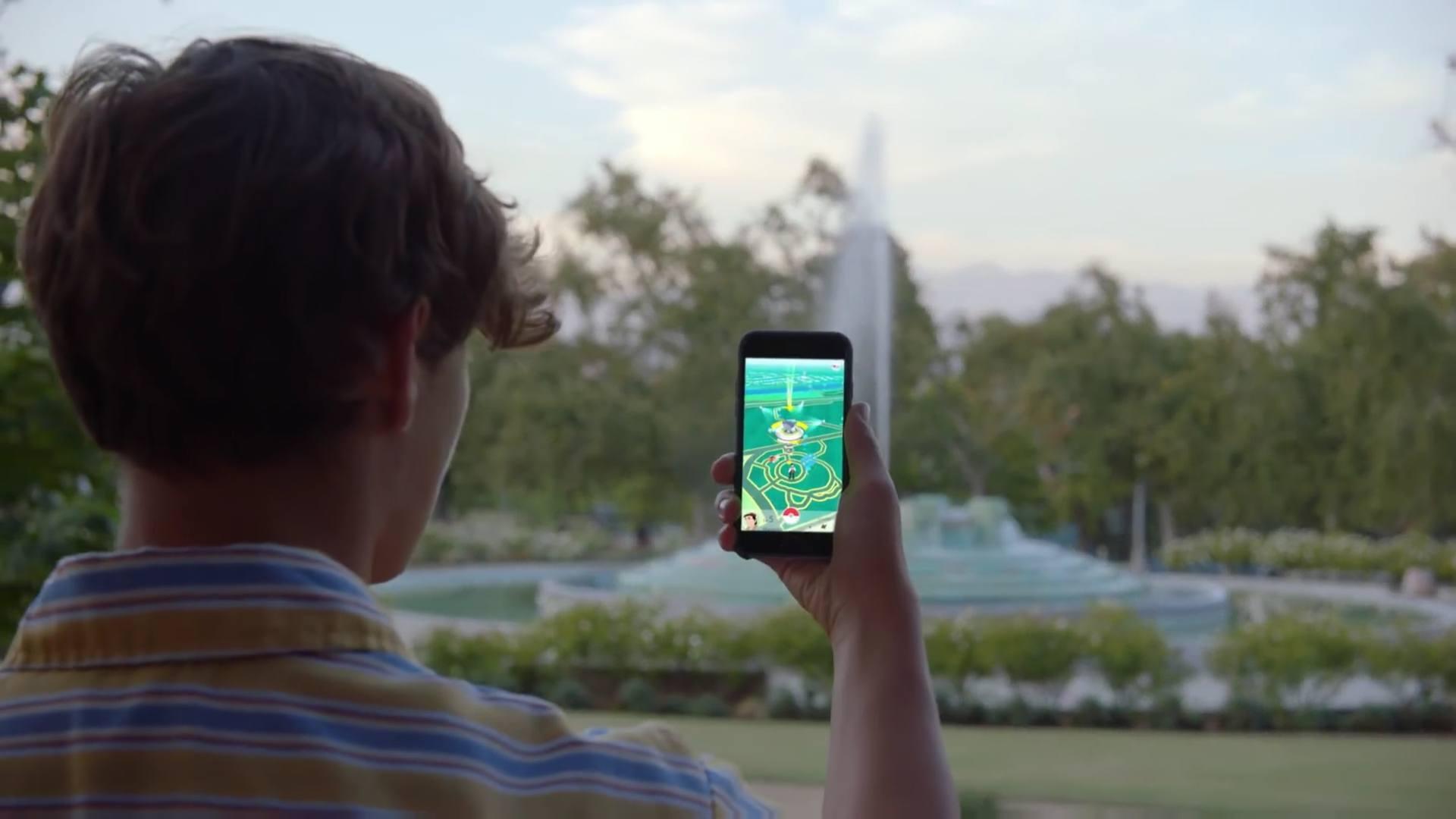 Pokemon Go Spanien