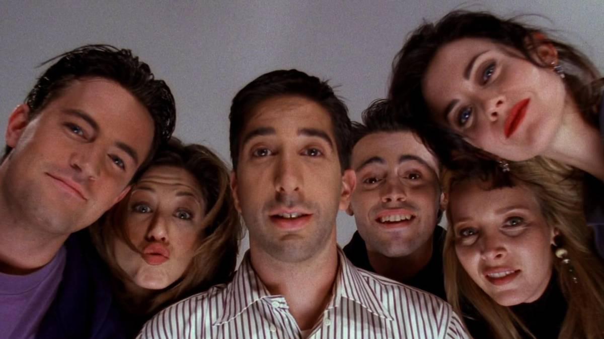 Friends gilt als die beste Serie aller Zeiten!