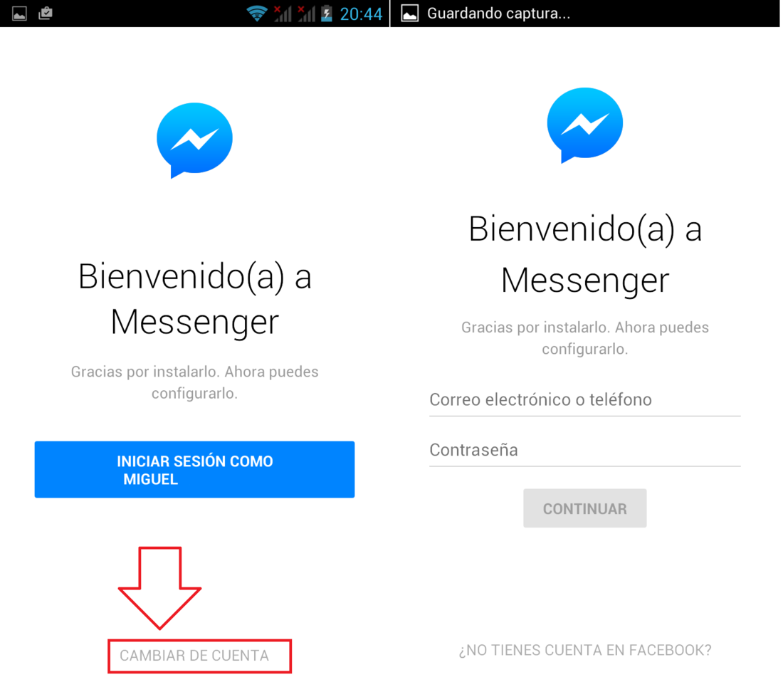 Facebook Messenger Videoanruf Geht Nicht