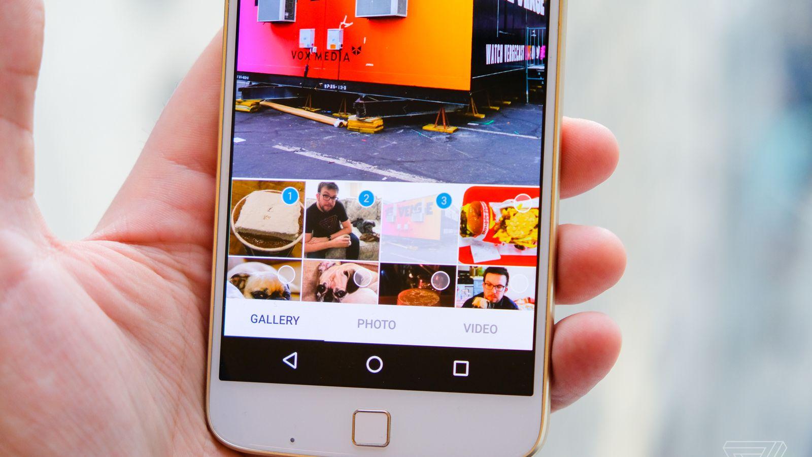 🎖 Instagram So laden Sie mehrere Fotos in einen Instagram