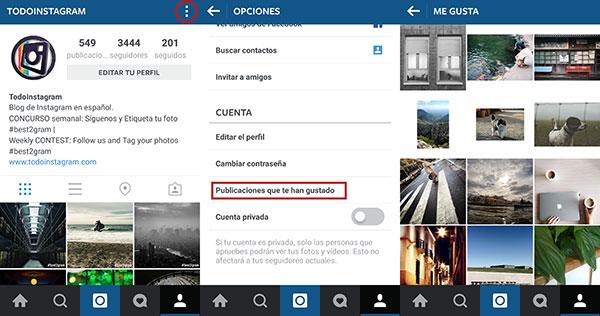 Instagram Likes Sehen