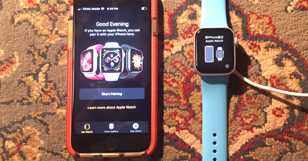 Come Collegare Apple Watch Con Iphone E Altri Orologi