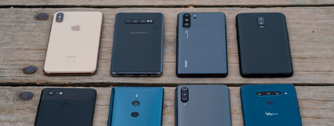 Photographic comparison between the most powerful mobiles of 2019 for now: a war with one, two, three and four rear cameras