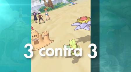 Pokemon Masters Fights