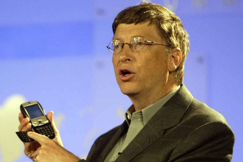 """Bill Gates regrets that """"Microsoft was not what Android is"""""""