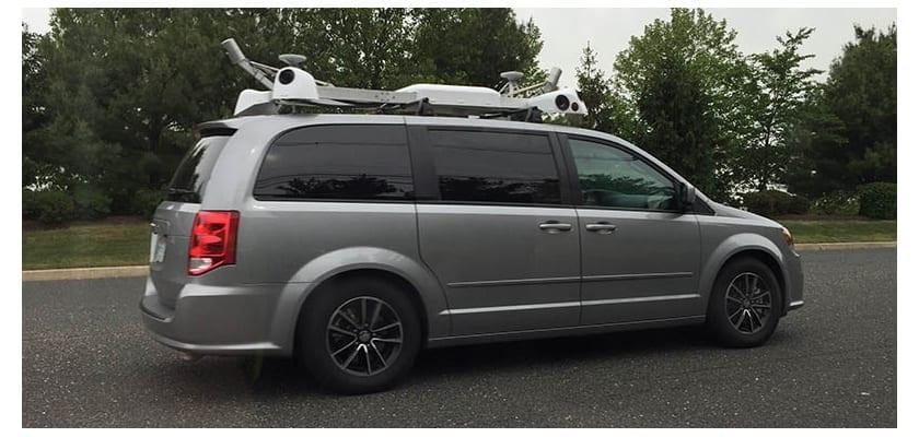 A Volkswagen electric van for Apple?