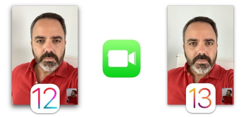 Apple adds the correction of our look with FaceTime on iOS 13