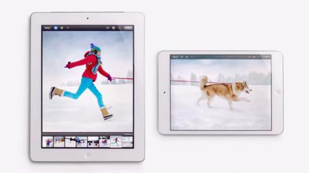 IPad ad and iPad mini