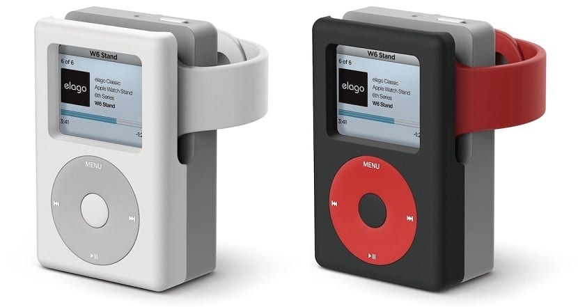 Elago launches a support for Apple Watch with an iPod