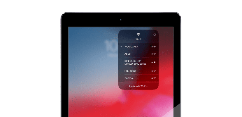 How to change Wi-Fi from the Control Center with iOS 13
