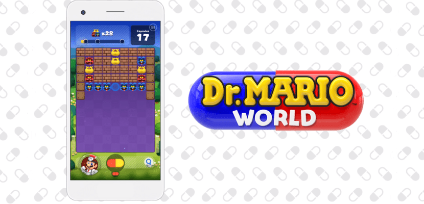 Nintendo launches its mythical game Dr. Mario World for iOS