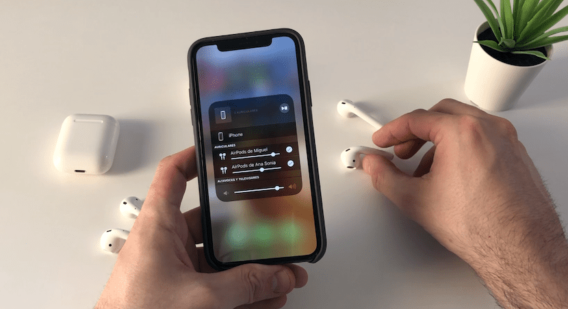 So we can connect two AirPods to a single iPhone with iOS 13