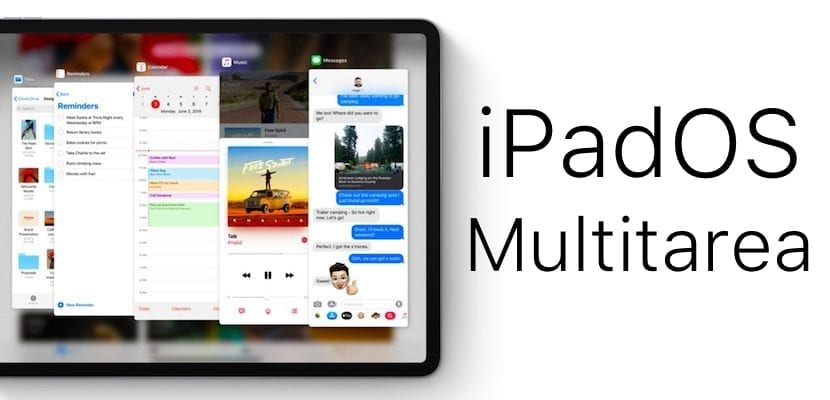 This is the new iPadOS Multitasking