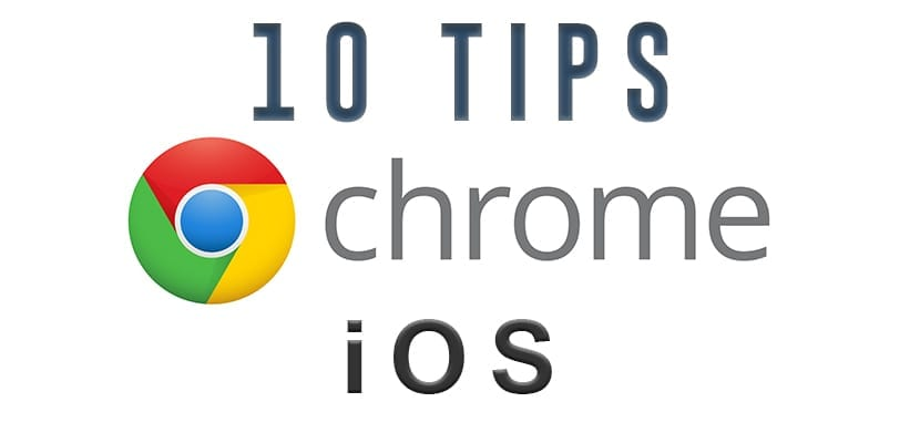Tips Chrome iOS