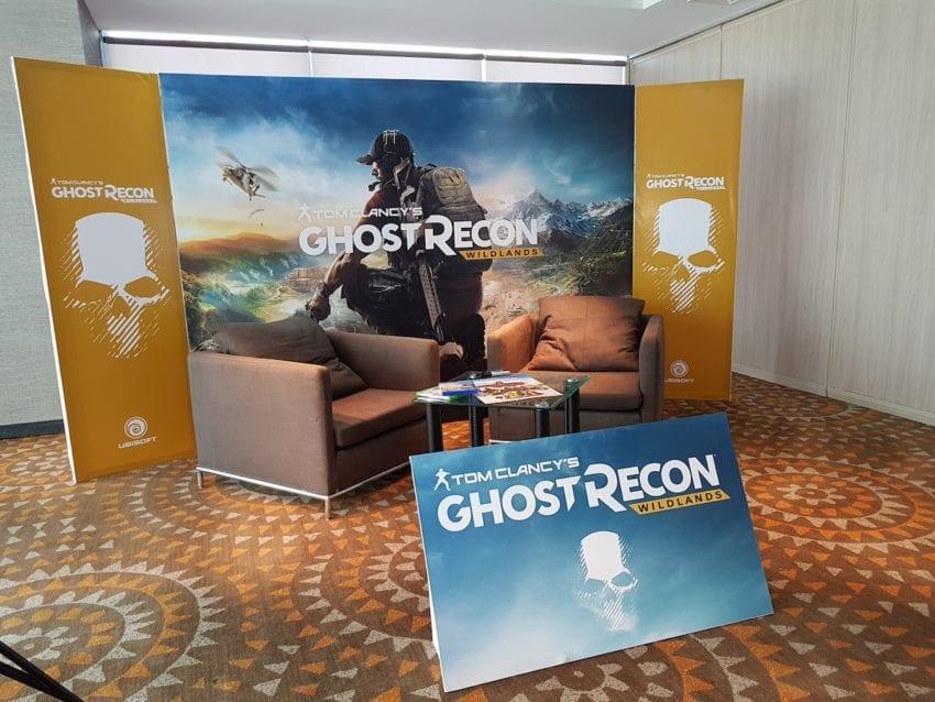 Matthew Tomkinson tells us about Ghost Recon Wildlands |