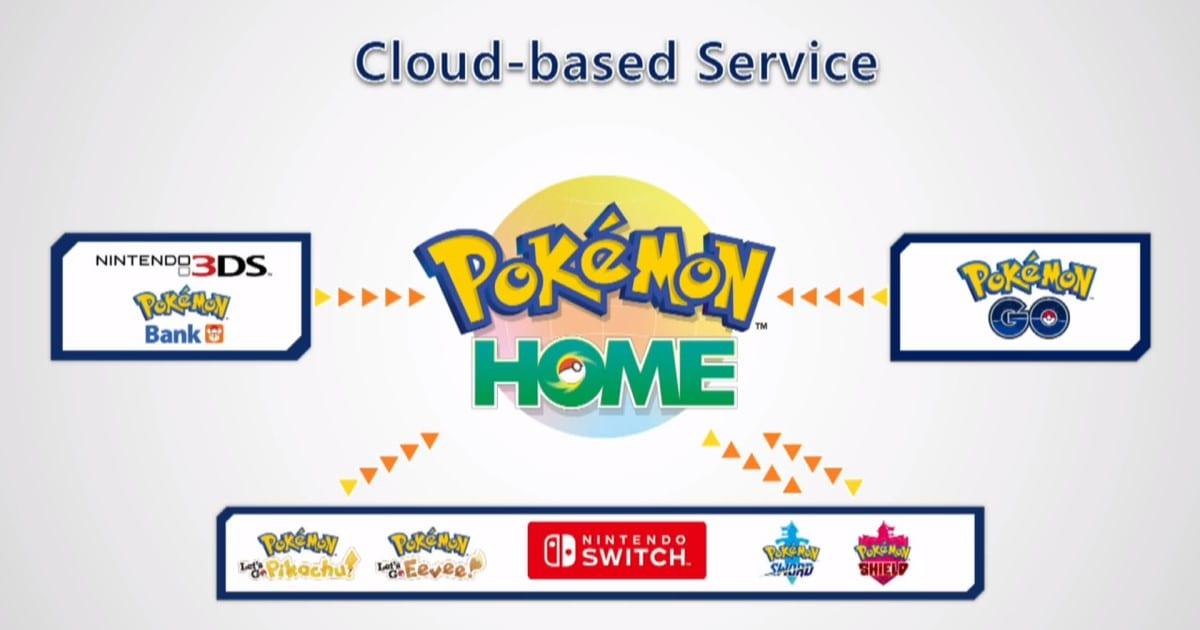 Pokmon Masters, Pokmon Sleep and Pokmon Home announced for mobile