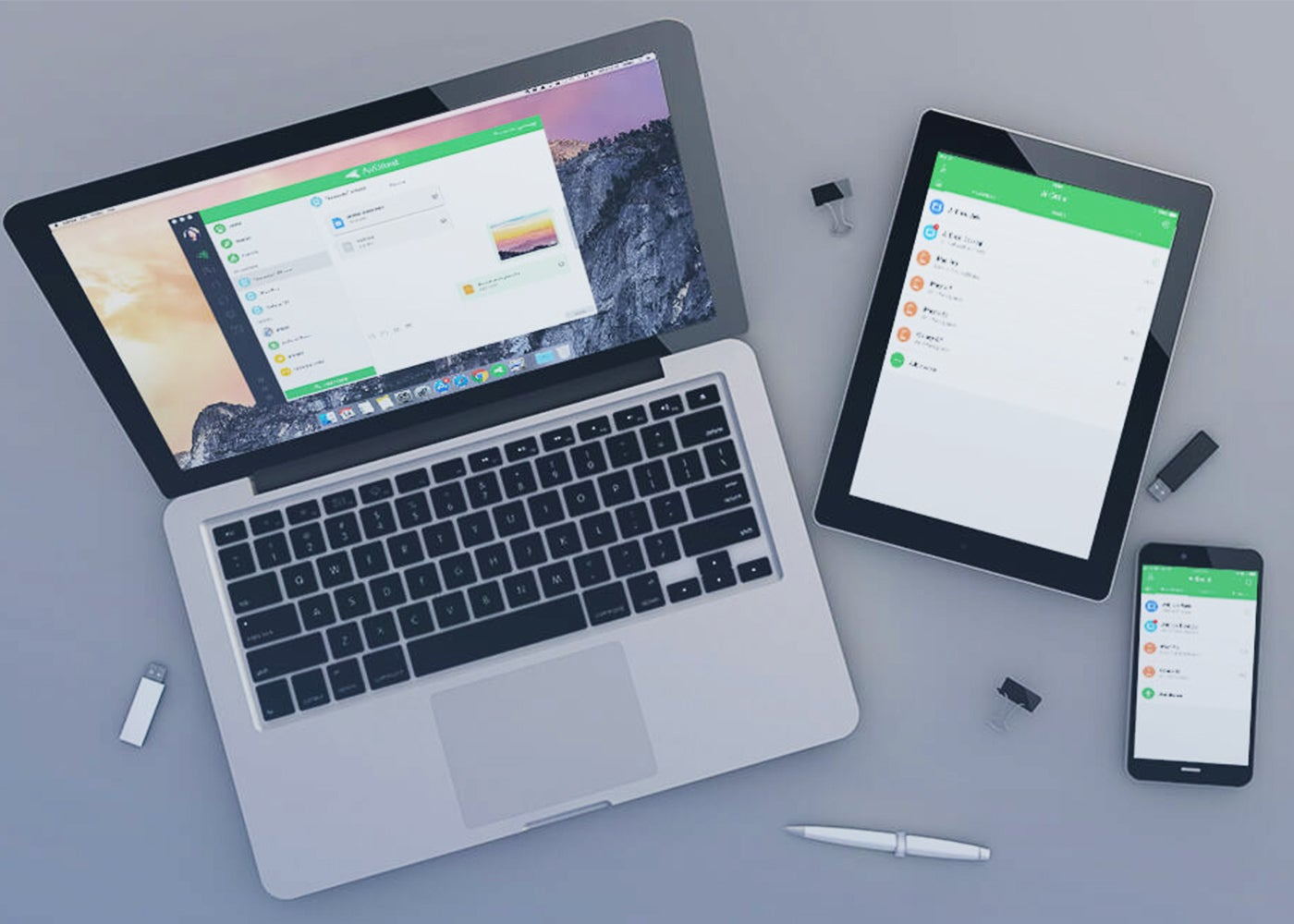 Airdroid remote control