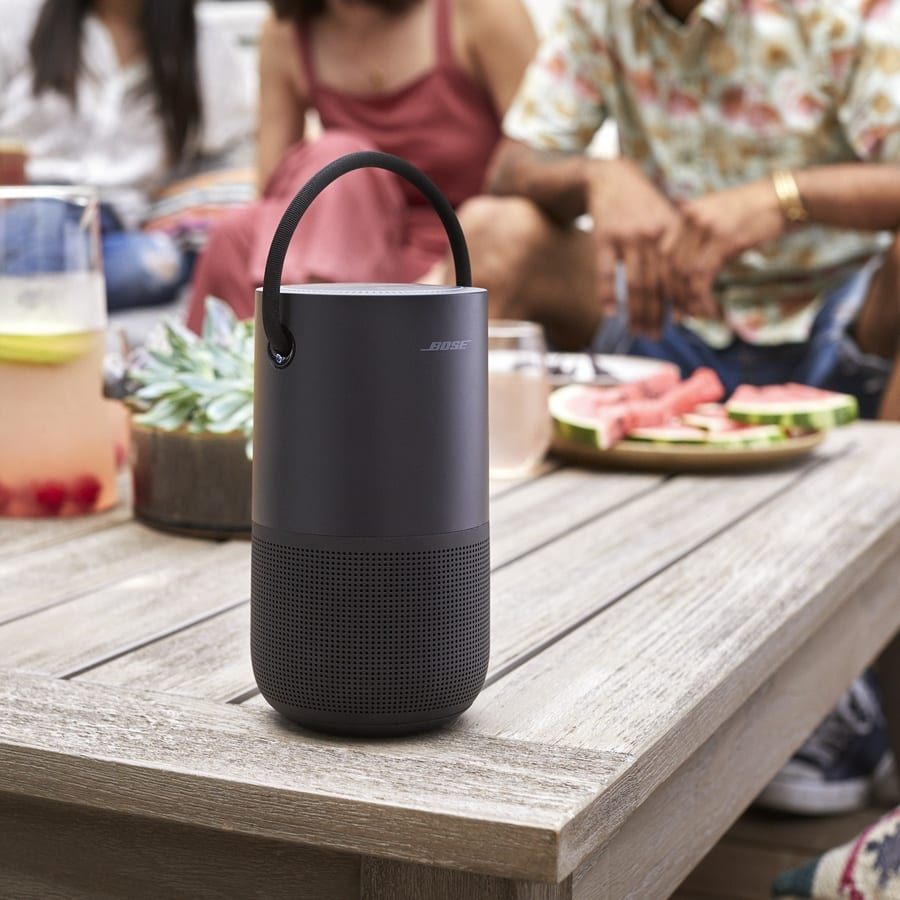 Bose Portable Home Bluetooth Speaker: design, features and price