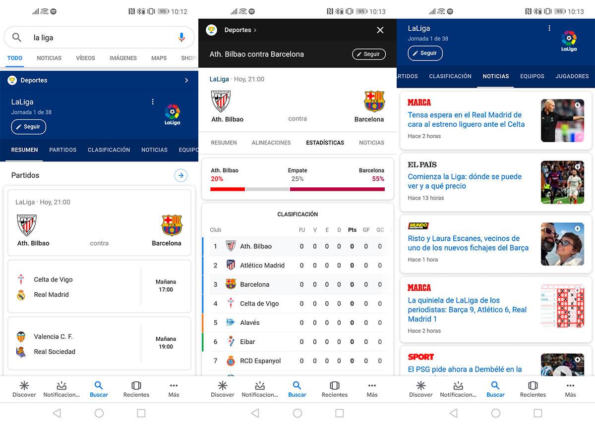 """The League in Google """"width ="""" 1200 """"height ="""" 856 """"srcset ="""" https://www.funzen.net/wp-content/uploads/2019/08/1566554704_670_Best-applications-to-follow-La-Liga-results-rankings.jpg 1200w, https: // www .proandroid.com / wp-content / uploads / 2019/08 / laliga-2-300x214.jpg 300w, https://www.proandroid.com/wp-content/uploads/2019/08/laliga-2-768x548. jpg 768w, https://www.proandroid.com/wp-content/uploads/2019/08/laliga-2-1024x730.jpg 1024w, https://www.proandroid.com/wp-content/uploads/2019/ 08 / laliga-2-624x445.jpg 624w """"sizes ="""" (max-width: 1200px) 100vw, 1200px"""