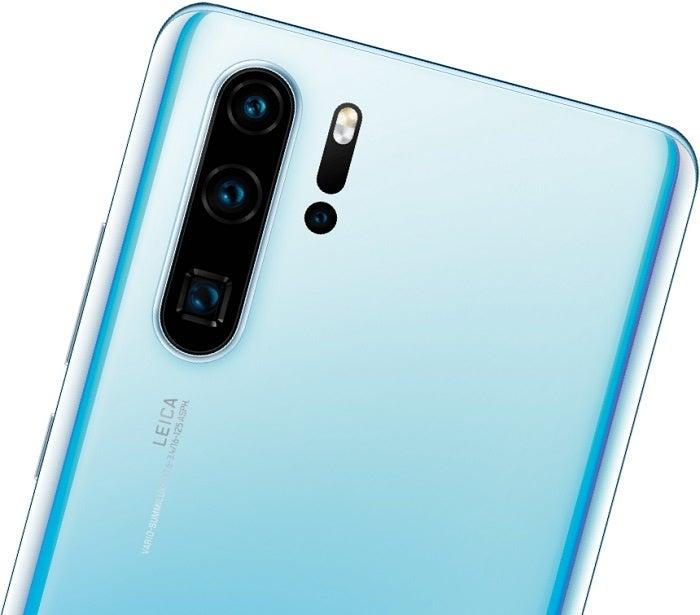 Huawei P30 Pro, camera