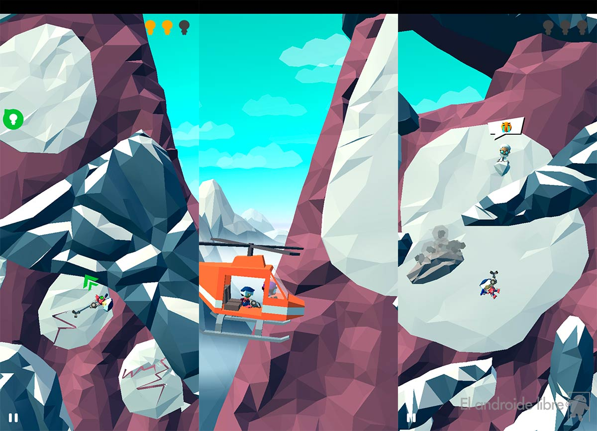 The most fun and exciting mountain climbing game: download it now