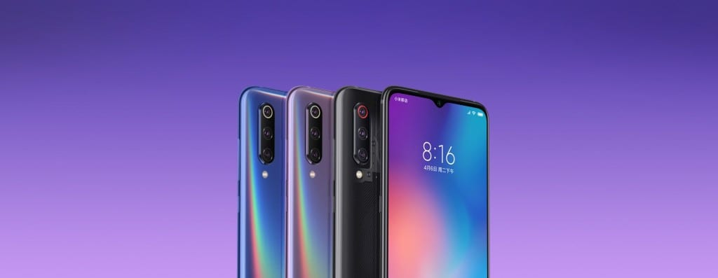 The Xiaomi Mi 9 improves its camera and modifies its notch with an update »ERdC