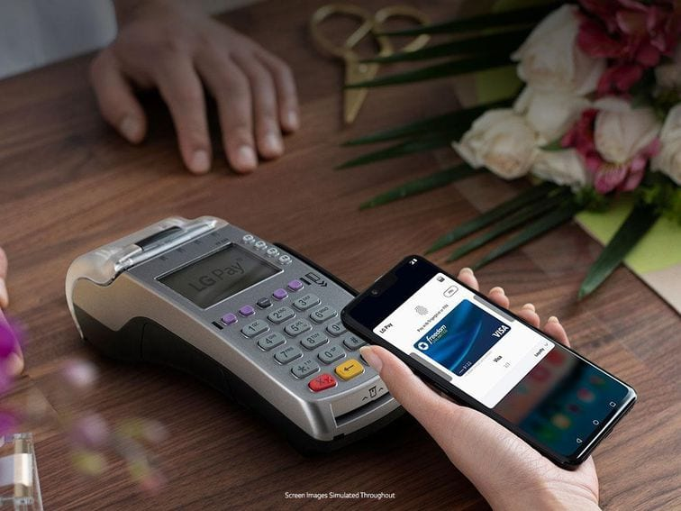 LG Pay arrives to work in more payment terminals than Google Pay and Apple Pay