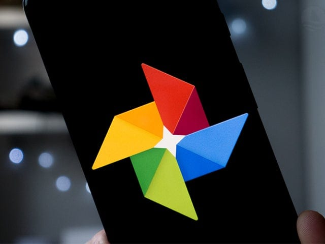 The grouping of faces from Google Photos is now available in Europe