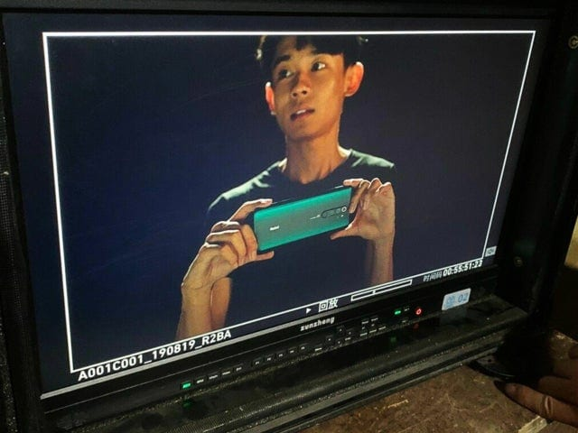 An alleged Redmi Note 8 Pro appears for the first time in a television ad