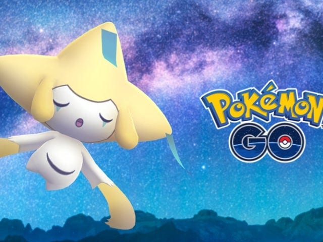 Jirachi has woken up and Pokmon GO has a special 3-week event