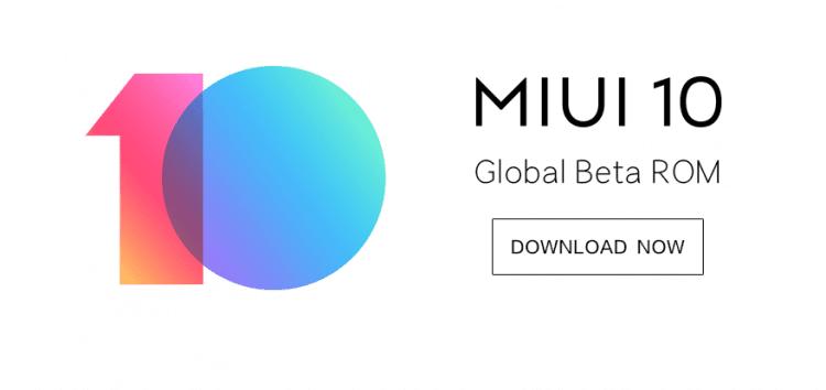 MIUI 10 stop receiving betas on August 30; MIUI 11 on the way »ERdC