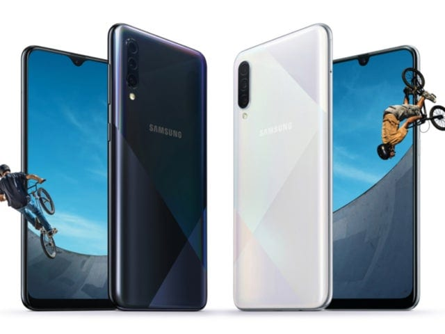 Samsung Galaxy A30s and A50s: features and technical sheet