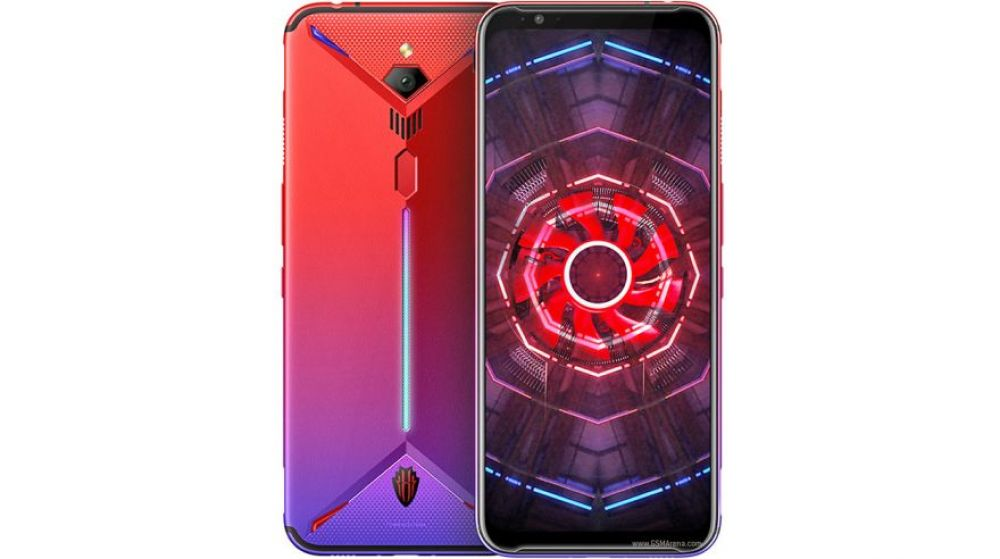 ZTE Nubia Red Magic 3. Display: 6.65 inches