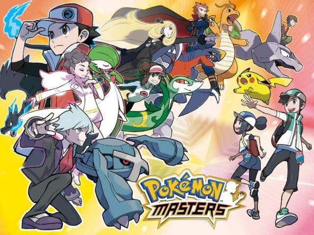 You can now play Pokmon Masters on your mobile