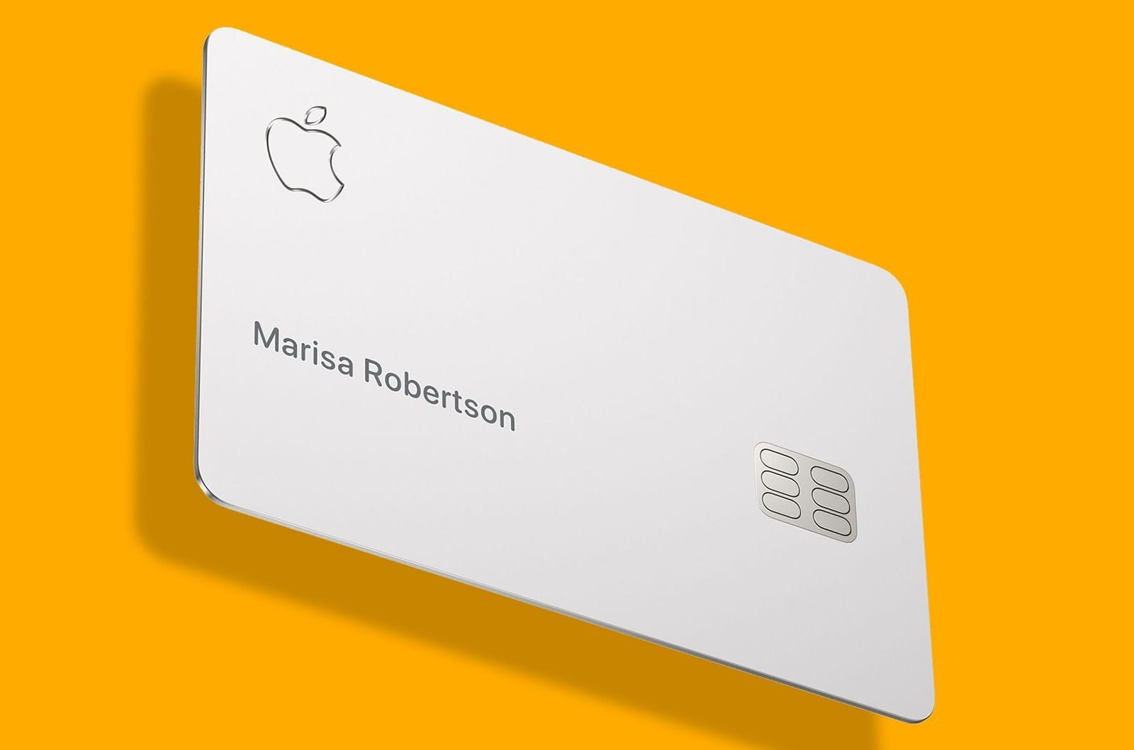 Apple Card cannot be stored in leather wallets
