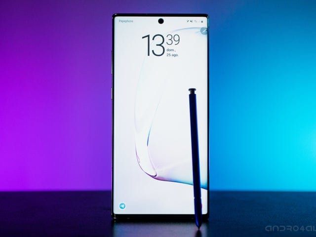 Samsung Galaxy Note 10 Plus, analysis: price and features