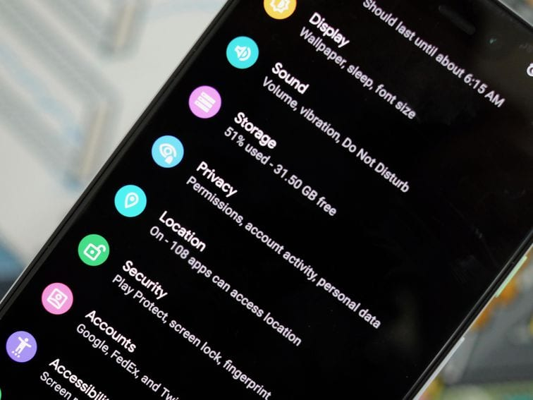 Android: More than 1,000 apps accessed your data even if you denied permission