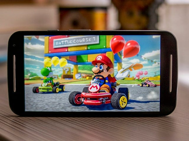 Google publishes a new Mario Kart Tour ad, and you can sign up to download it