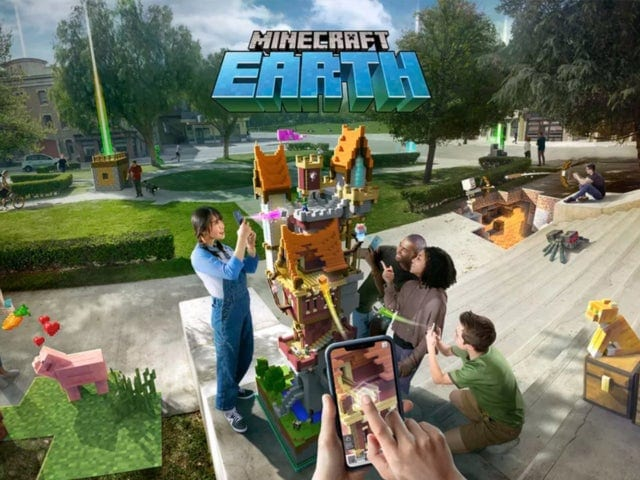 Minecraft Earth for Android can now be downloaded in these 5 cities