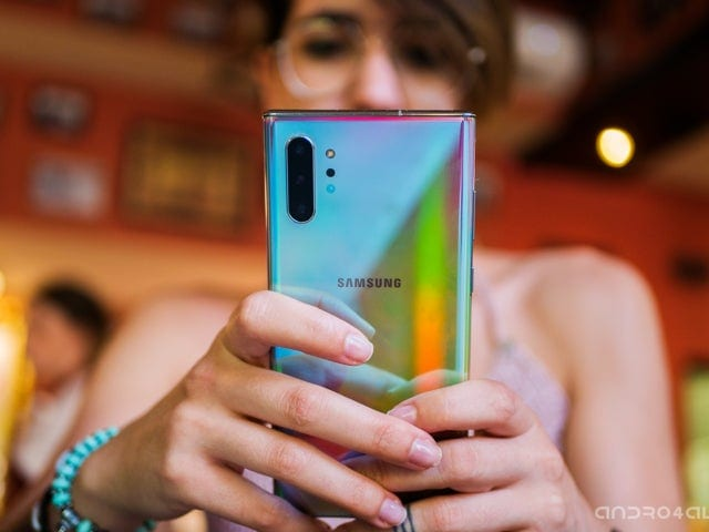 Yes, the Samsung Galaxy Note10 is selling better than the Note9