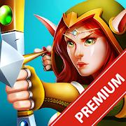 Defender Heroes: Castle Defense - Epic TD Game