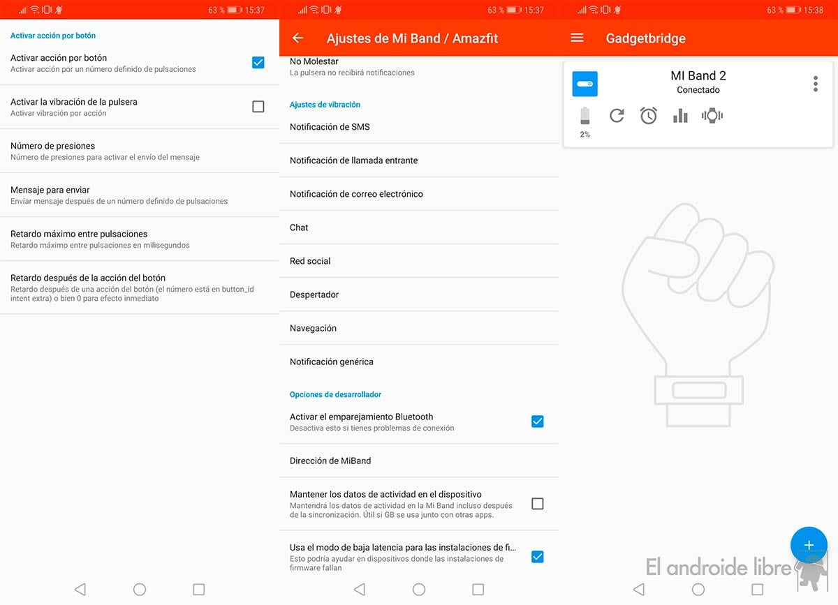 The essential applications for your Xiaomi Mi Band