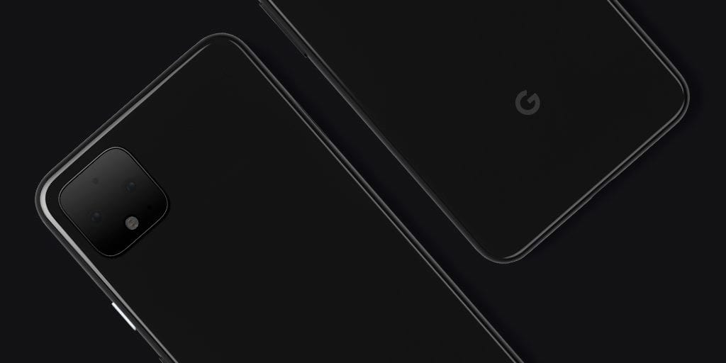 Google confirms the Pixel 4 with an official photo And has a new camera!