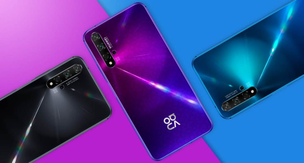 Huawei Nova 5T is official with cudruple camera, Kirin 980 and more »ERdC