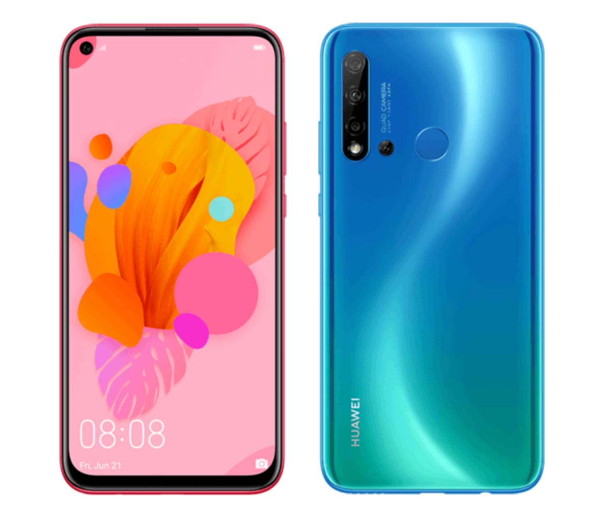 The Huawei P20 Lite 2019 leaked in full: photos, features ...