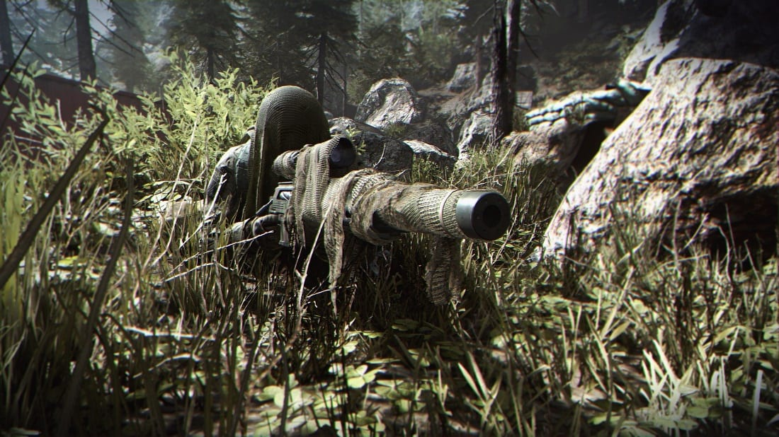 Modern Warfare and more titles on Steam